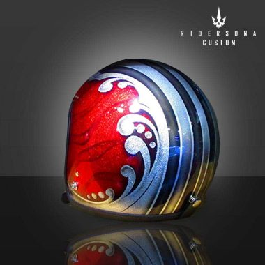 red-silver-metal-flake-black-pin-stripe-wave-open-face-airbrush-jet-riders-dna-hand-paint-helmet-jet-ab-1454-4.jpg